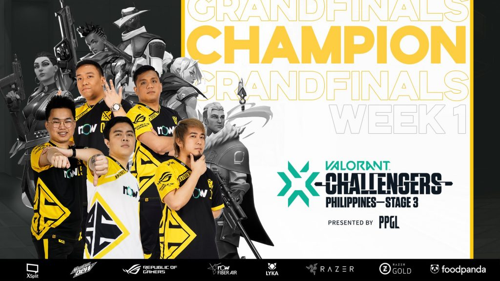 VCT PH Stage 3 Challengers 1