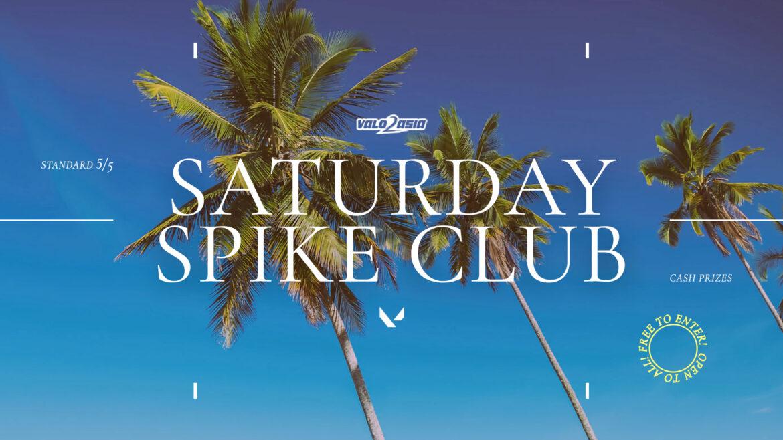 saturday spike club